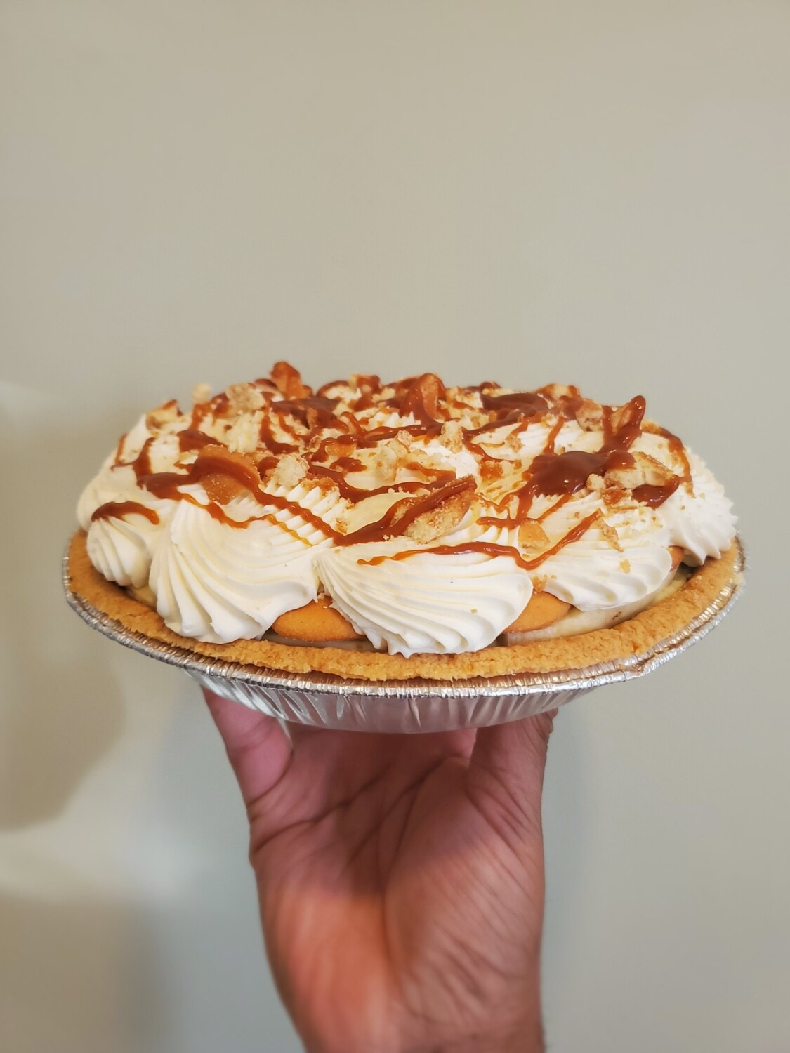 Nana Baby Pie (THANKSGIVING SPECIAL)