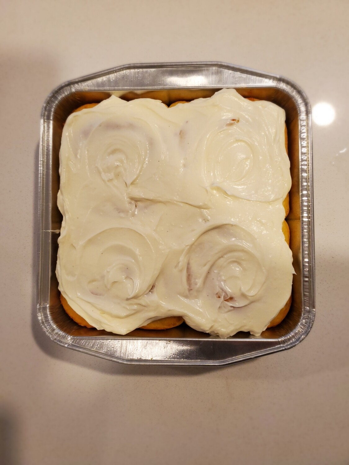 Sweet Potato Cinnamon Rolls (CHRISTMAS SPECIAL)