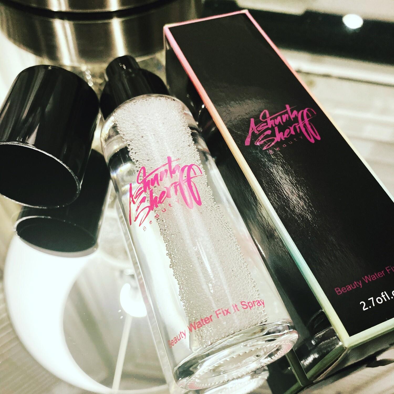 Beauty Water Fix It Spray