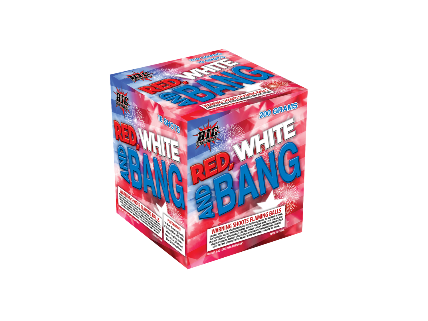 Red, White, and Bang