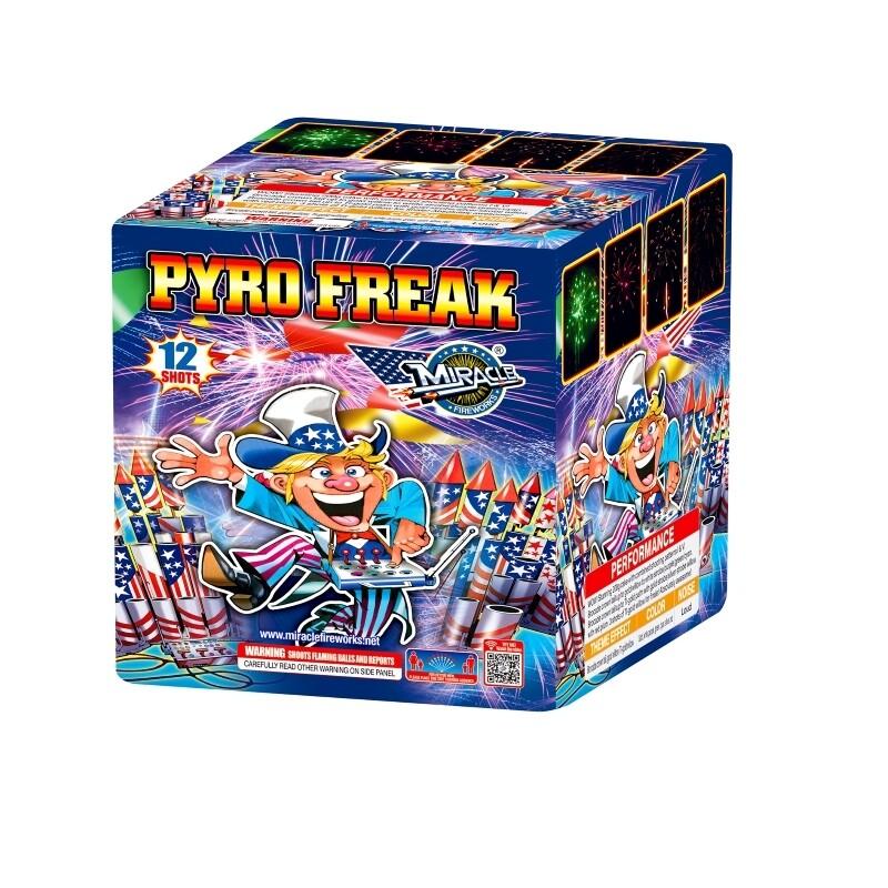Pyro Freak