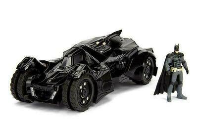 2015 Batman Arkham Knight™ Batmobile™ (1/24, diecast model car, Black)