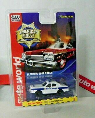 Auto World Xtraction R21 1977 Dodge Monaco Boston Police