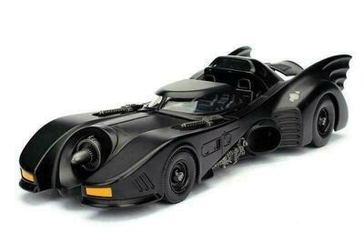 1989 Batman Returns Batmobile™ (1/24, diecast model car, Black)