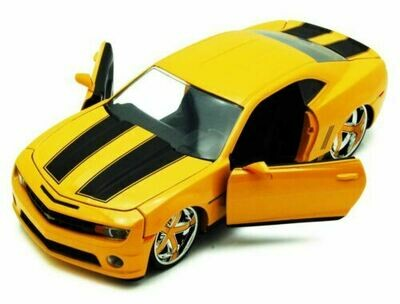 2010 Chevy Camaro SS Bumble Bee Hard Top 1:24 scale - Boxed