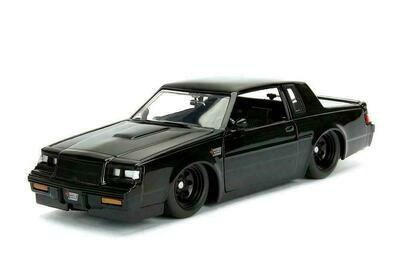 Jada Toys Fast & Furious - Dom's Buick Grand National™ (1/24 scale diecast model