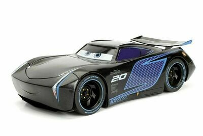 Disney Pixar CARS 3   Jackson Storm (1/24 diecast model toy, Metallic Black)