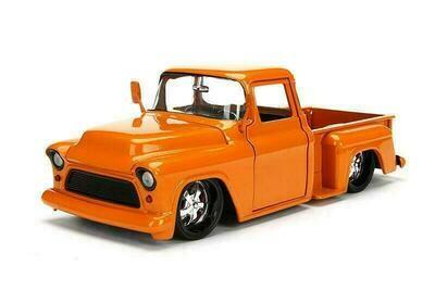 Jada Toys - Metals Die Cast Just Trucks Chevy Stepside Pickup (1955, 1/24 scale)