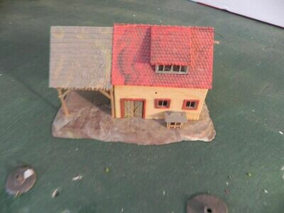 This old Barn - HO Scale