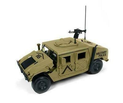 Humvee (Desert Tan) 1:18 Scale