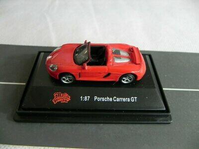 Porsche Carrera GT - 1/87 Scale Diecast Car