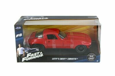 Fast & Furious - Letty's Chevy® Corvette® (Red)