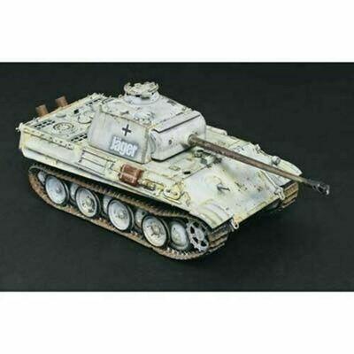 Italeri 1/35 World of Tanks Panther Plus Codes