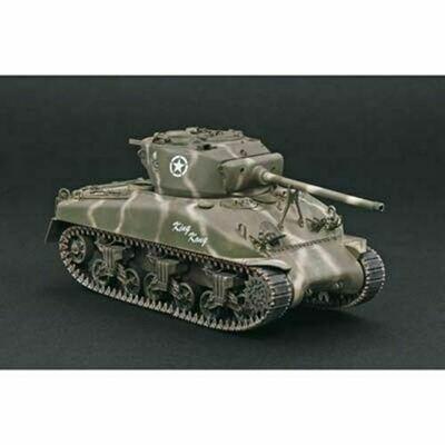 Italeri 1/35 World of Tanks M4 Sherman Plus Codes