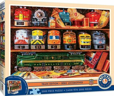 Signature Series - Well Stocked Shelves - Jigsaw Puzzle 2000 Pieces