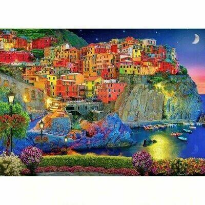 Colorscapes Linen - Evening Glow -  1000 Pcs Jigsaw Puzzle