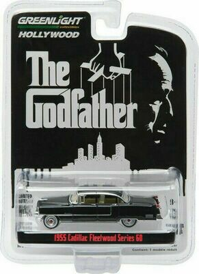 Greenlight - Hollywood The Godfather 1955 Cadillac Fleetwood Series 60