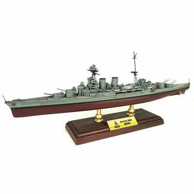 Forces of Valor HMS Hood 1/700 Die Cast Model Battleship