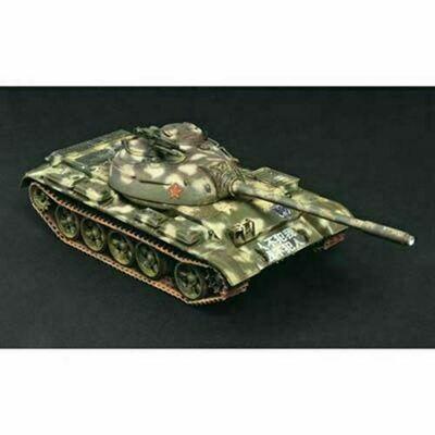 Italeri 1/35 World of Tanks Type 59 Plus Codes model