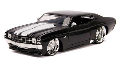 Jada Toys Bigtime Muscle - 1971 Chevrolet® Chevelle™ SS™ Hardtop.  (2-colors)