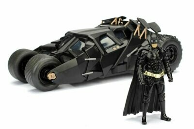 Batmobile Tumbler with Diecast Batman Figure - The Dark Knight (2008) by Jada Toys