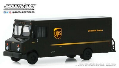 Greenlight - Heavy Duty Trucks Series 17 Limited Edition United Parcel Service - 1:64 Scale
