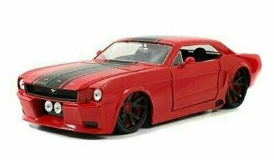 Big Time Muscle Ford Mustang GT Hard Top 1965, 1/24