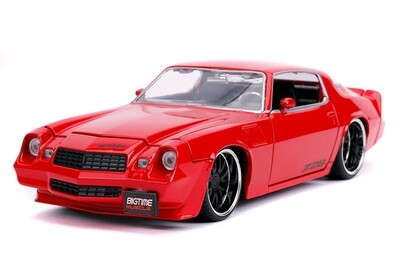 1979 Chevy® Camaro® Z28 Hard Top. 1:24 scale diecast model car.
