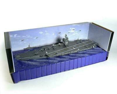 Forces Of Valor 1/700 Scale U.S.S. Enterprise (CVN-65) Battleship
