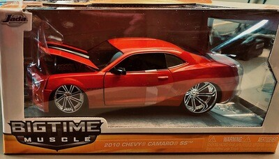 2010 Chevy Camaro SS Hard Top 1:24 scale - Red