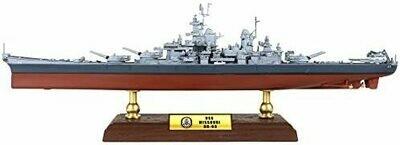 Forces of Valor USS Missouri 1/700 Die Cast Model Battleship