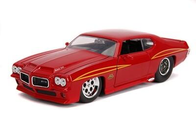 Jada 1971 Pontiac GTO Judge - Diecast 1/24 scale car