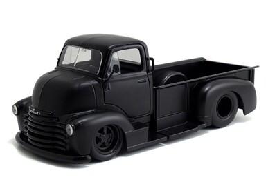 Jada Just Trucks - 1952 Chevy Coe Pickup (Black)