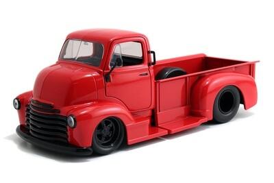 Jada Just Trucks - 1952 Chevy Coe Pickup (Red)