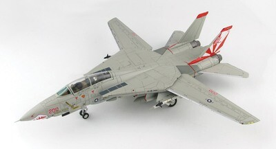 F-14A Tomcat 1/72 Scale Die cast model