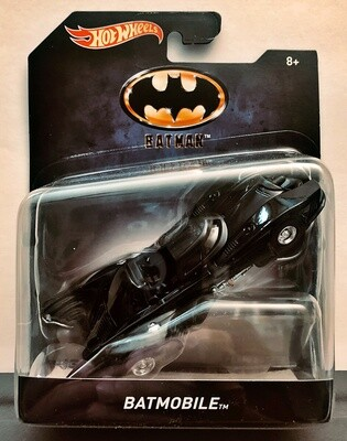 Mattel Hot Wheels - Batman Premium 1:50 scale diecast model. TV Series Batman - Batmobile