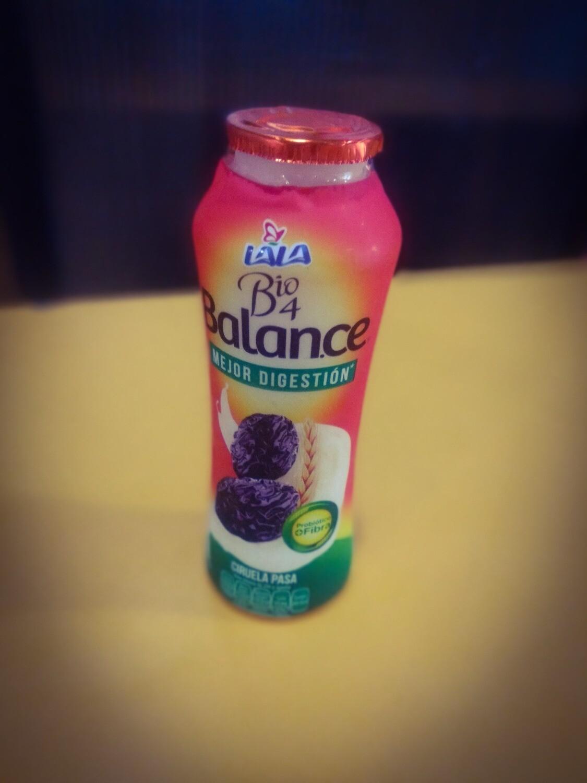 Yoghurt Bio4Balance Beber Ciruela Pasa 250 gr