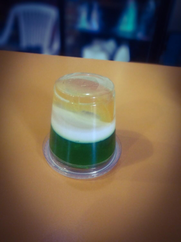Gelatina de vaso
