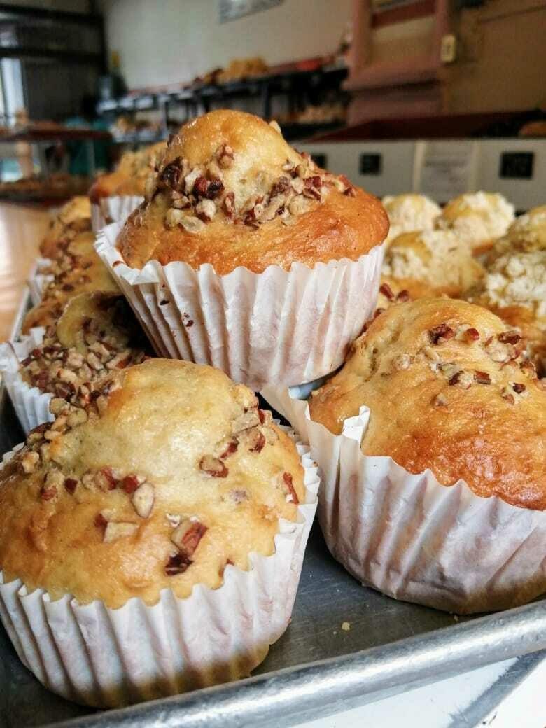 Muffin de sabores