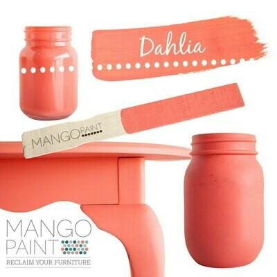 Mango Paint - Dahlia