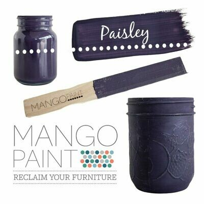 Mango Paint - Paisly