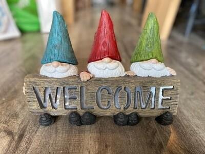 Welcome Gnome Solar