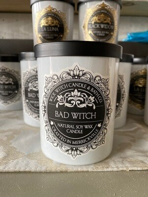 Wick Witch Candles