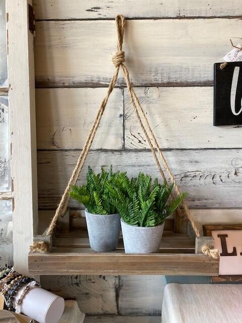 Hanging Shelf - 2 sizes