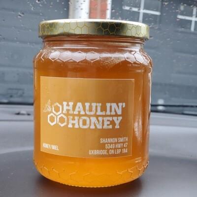 Haulin' Honey