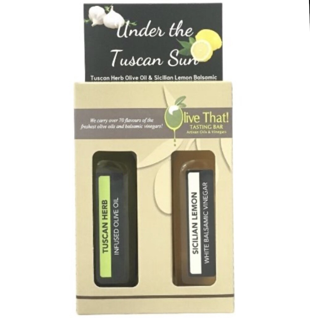 2 Pack - Under the Tuscan Sun