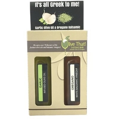 2 Pack - It's All Greek To Me