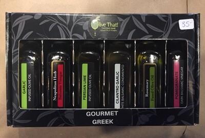 6 Pack - Gourmet Greek