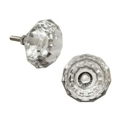 Knob - Glass - small
