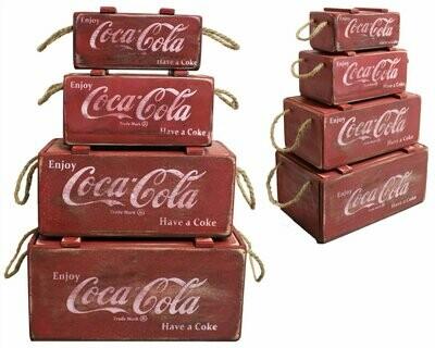 Coca Cola Boxes